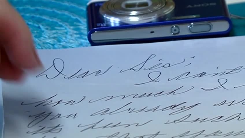 Pen pals meet for only second time in 63 years of friendship