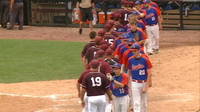 Pepin/Alma falls in semifinals in first state baseball appearance