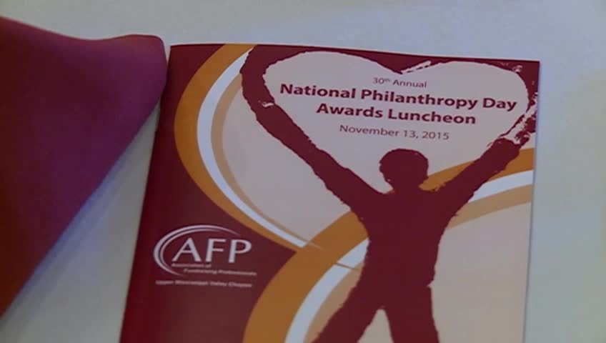 Local group celebrates 30th anniversary of National Philanthropy Day