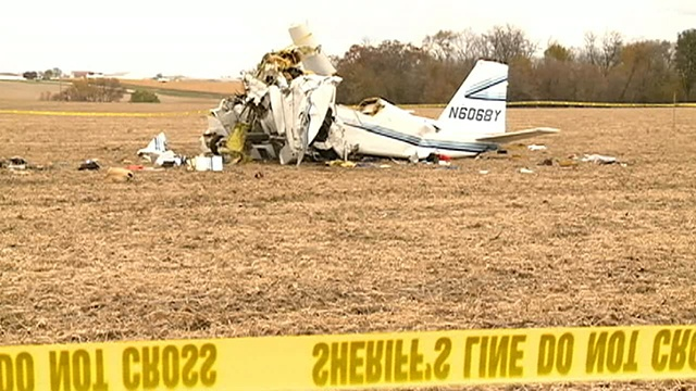 NTSB releases preliminary report on Caledonia fatal plane crash
