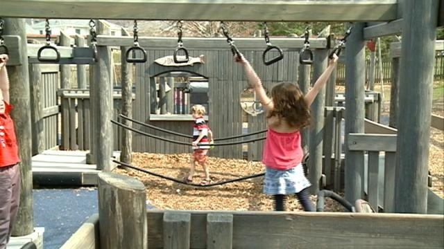 Playground safety week promotes safety at school, home