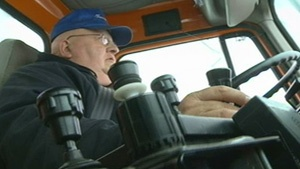 County snow plows clearing streets with new technology