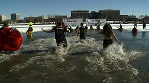 About $190K raised in local Polar Plunge