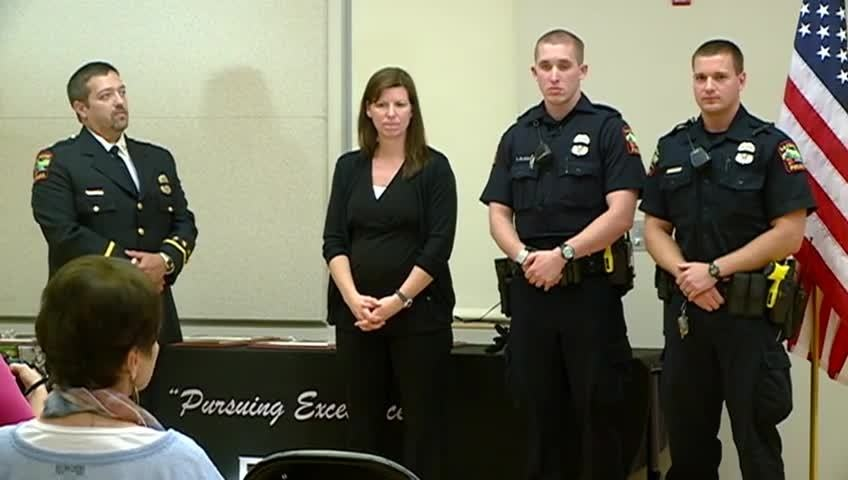 Police recognition ceremony held in La Crosse