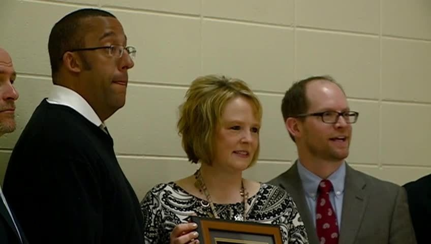 Sparta principal named Wisconsin's Elementary principal of the year
