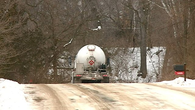 Gov. Walker sends letter to President on propane shortage