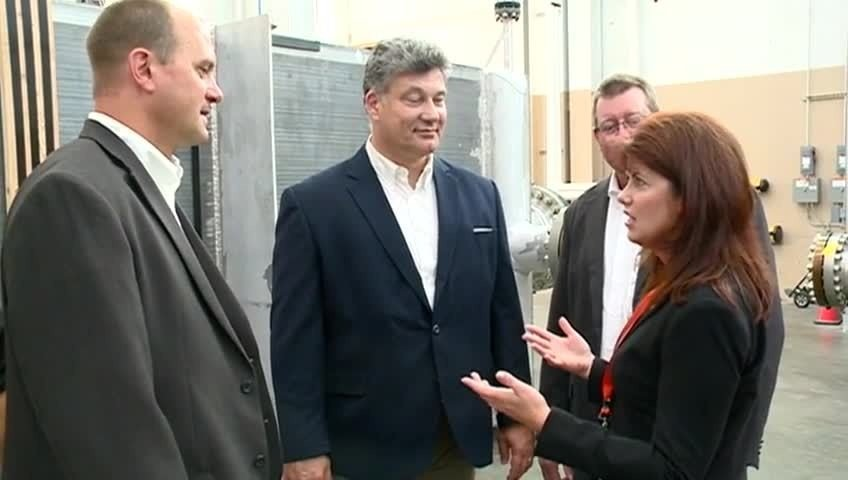 Wisconsin's Lt. Gov. announces overseas trade mission during La Crosse visit