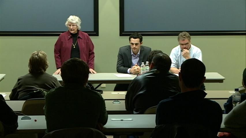 District 11 candidates discuss issues