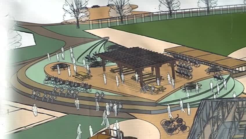 Galesville park undergoing major renovation