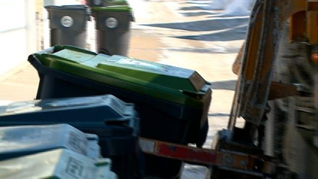City of La Crosse and Onalaska see pickup in recycling