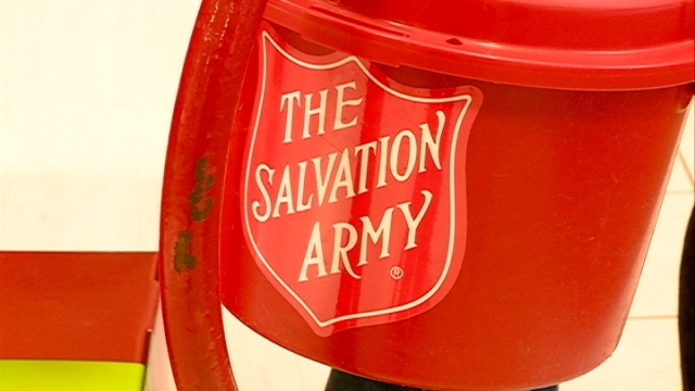 Salvation Army raises more than $28,000 on Match Day