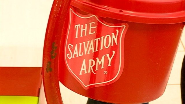 Salvation Army hopes Match Day #2 will help fill the kettles