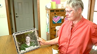 Murder victim's mother speaks out