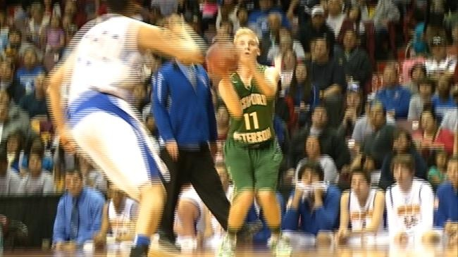 Krambeer leads Rushford-Peterson to state semifinals