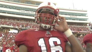 Ex-NC State QB Wilson commits to Wisconsin
