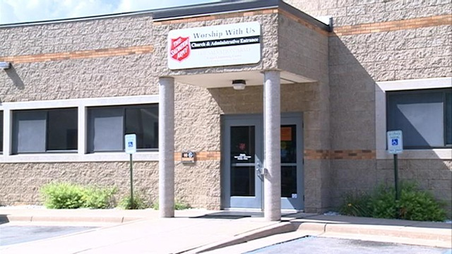 Salvation Army open as an overnight cooling center