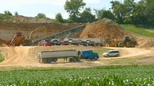 Some investors pull out of frack sand project