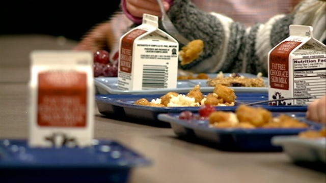 Free meals for more Iowa students
