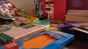 Report: Families spending less on back-to-school supplies