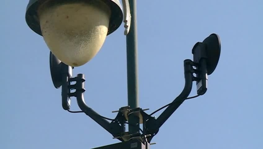 Two new security cameras keeping watchful eye on Riverside Park