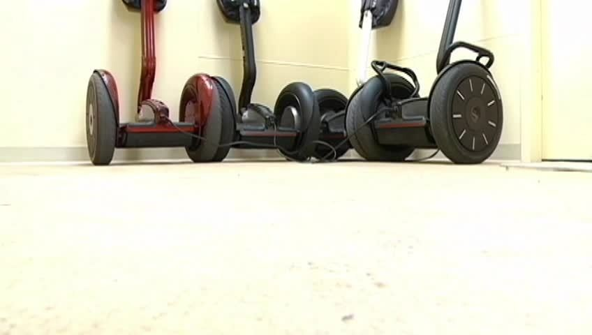 La Crosse city council approves purchase of segways