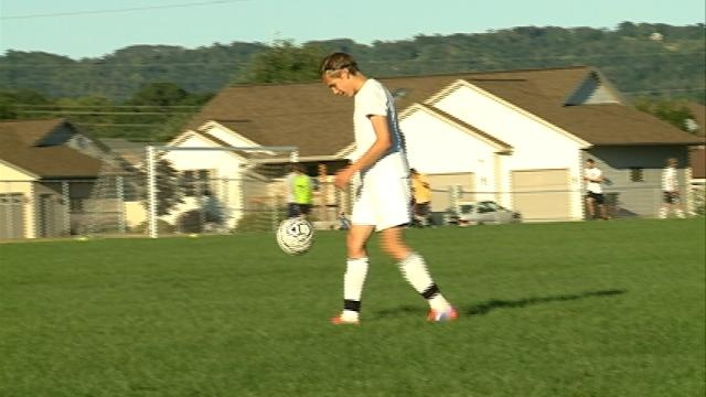 After family tragedy, soccer part of healing process for Sigurdarson