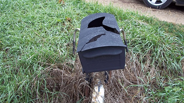 Several mailboxes smashed in Ontario Area