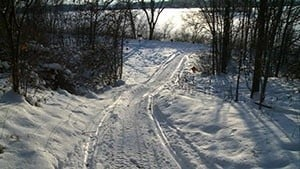 La Crosse Co. snowmobile trails closing