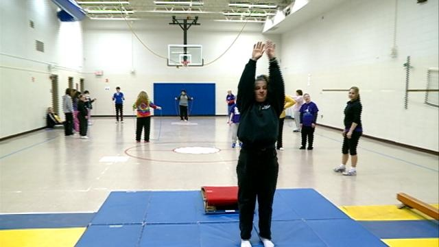 Special Olympics athlete prepares for Nationals in June