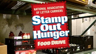 USPS helps Stamp Out Hunger for 20th year