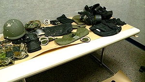 Some items stolen from deputy's home in Onalaska recovered