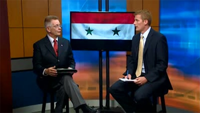 UW-L Professor talks about the situation in Syria