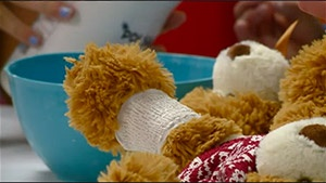 Teddy Bear Clinic helps kids with fear of doctor visits