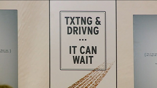 Logan H.S. students learn dangers of texting and driving