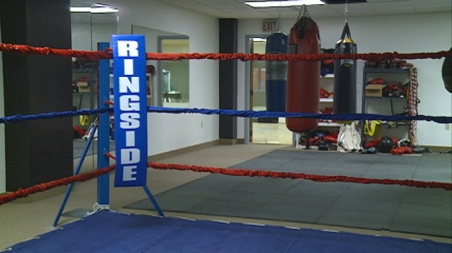 New community center hopes to get teens off streets, into boxing ring