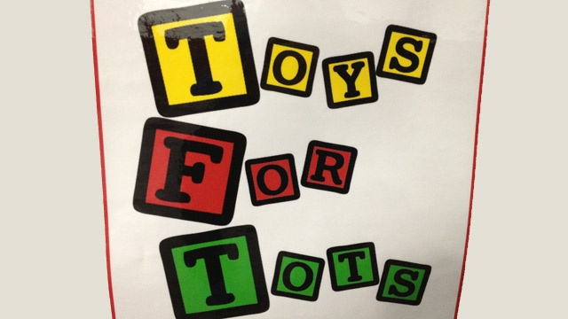 La Crosse Jaycees Toys for Tots Drive Friday