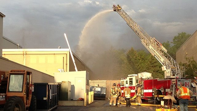 Cause of Trane Company fire released