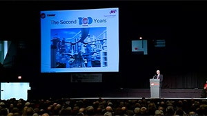 Trane Company celebrates 100th anniversary