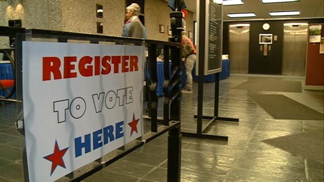 More Wisconsintes are heading to the polls before Tuesday's election
