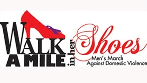 'Walk a Mile in Her Shoes' fundraiser fights domestic violence