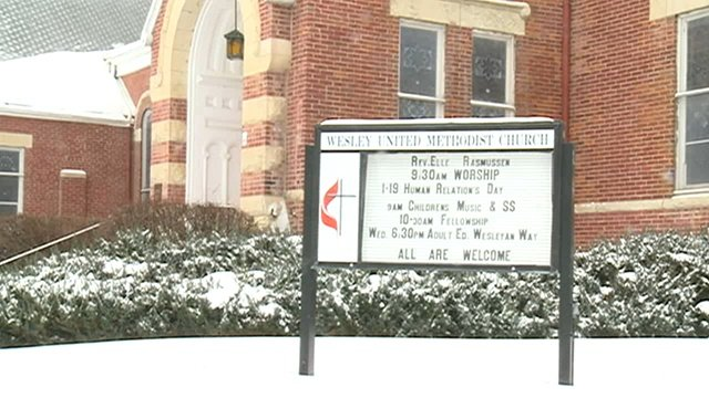 Warming shelter in need of volunteers