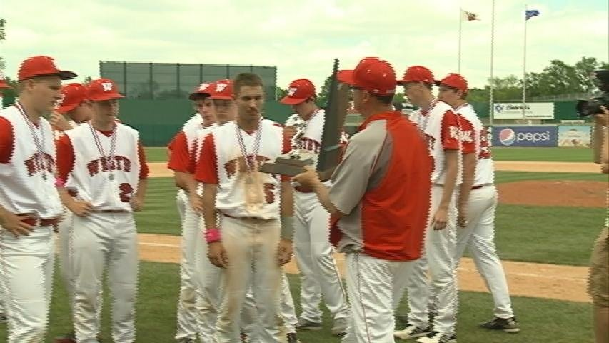 Westby falls to Oconto 4-3 in state championship game