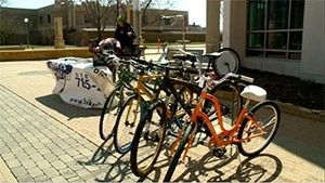 Western students work on 'green commuting'