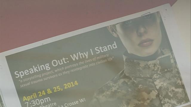 Local theater performance to highlight impact of military sexual assault