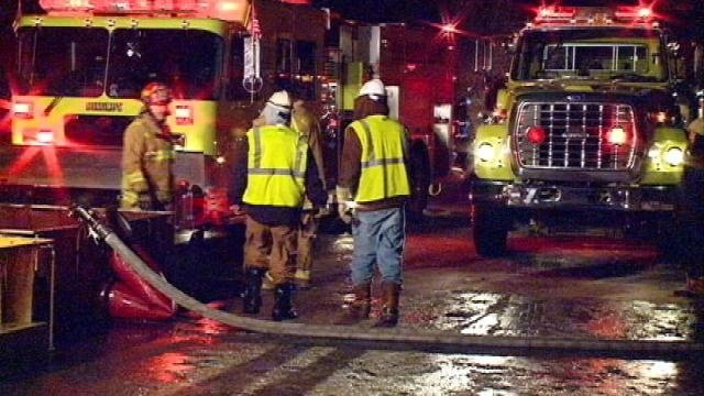 Why La Crosse Fire Dept. wasn't called first to aid Shelby house fire