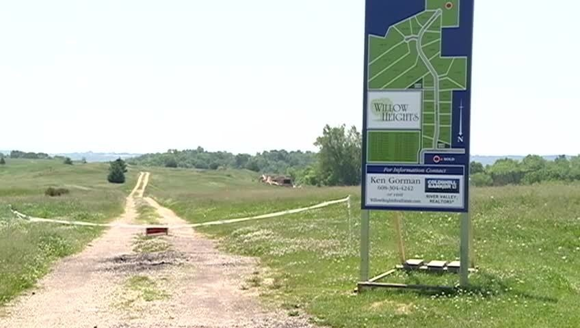 Correction to Willow Heights Development story