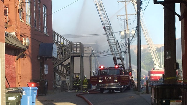 Winona State University helps students displaced by fire