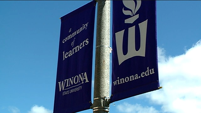 Students left homeless after fire get help from Winona State, Red Cross