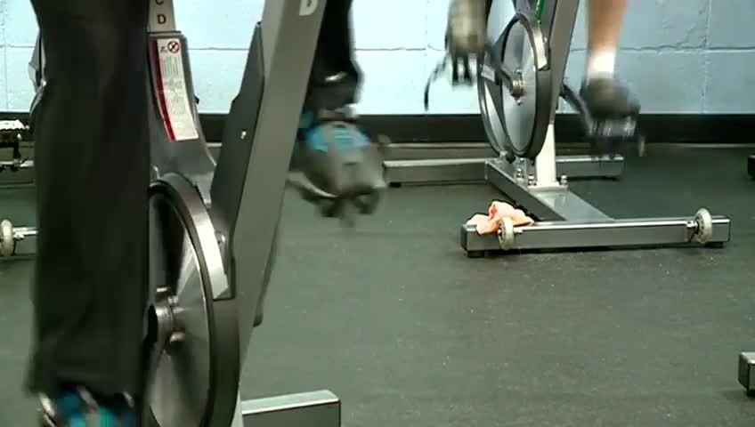 Spin-a-thon to raise money for Y's Annual Campaign
