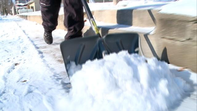 Snow shoveling cause for concern for physical therapists